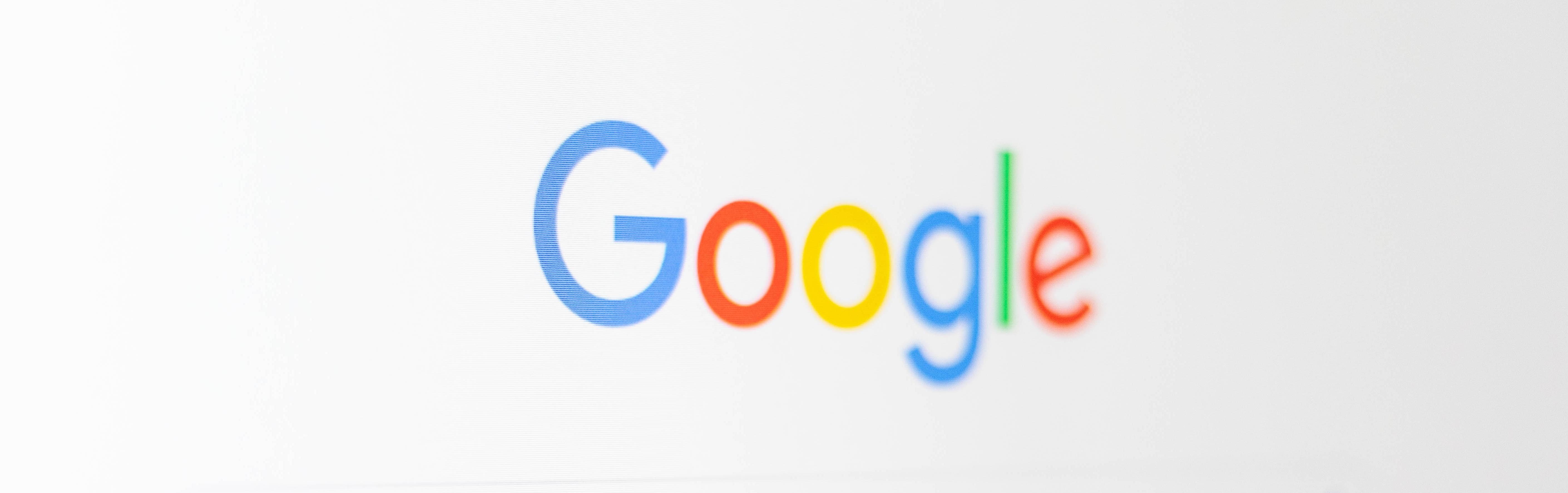 Logo van Google