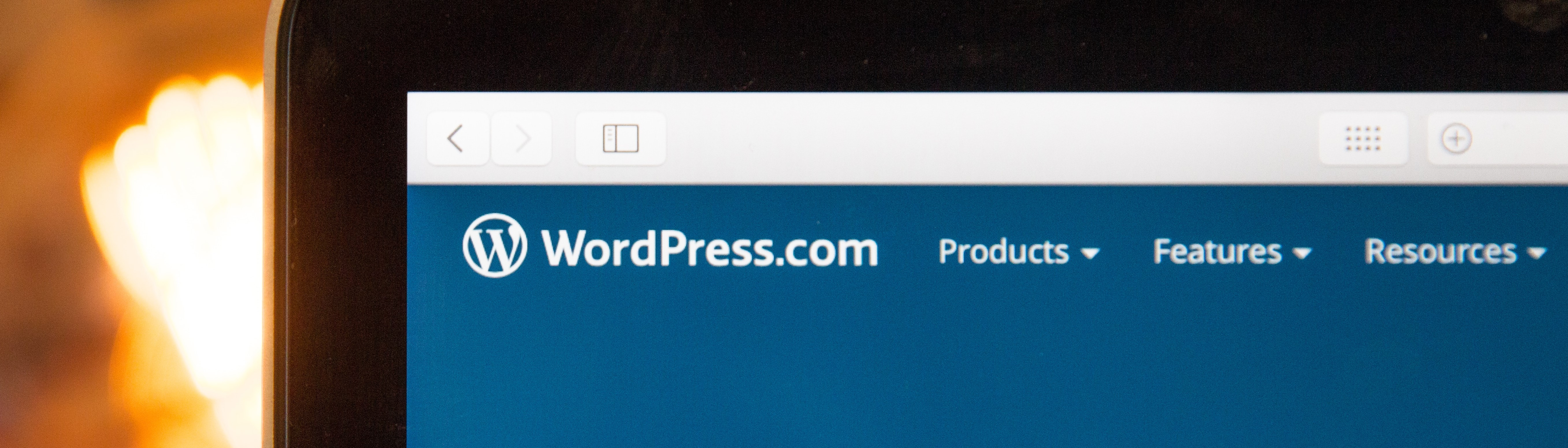 Website van WordPress